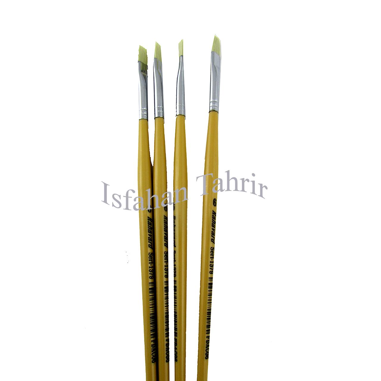 قلم مو رهاورد سرتخت سایز 6