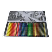 مداد رنگی 48 رنگ پیکاسو فلزی(PICASSO)