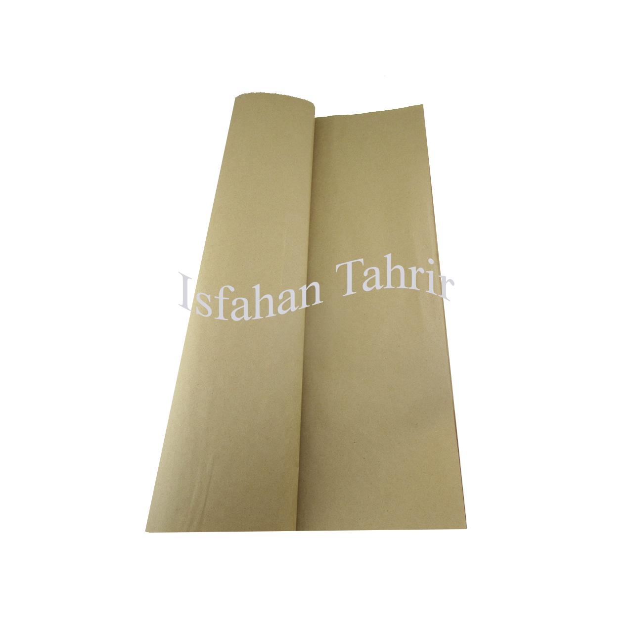 کاغذ کرافت 100*70