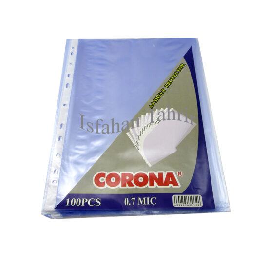 کاور آ4 کرونا CORONA