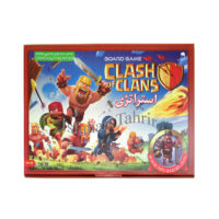 بازی استراتژی کلش آف کلنز CLASH OF CLANS