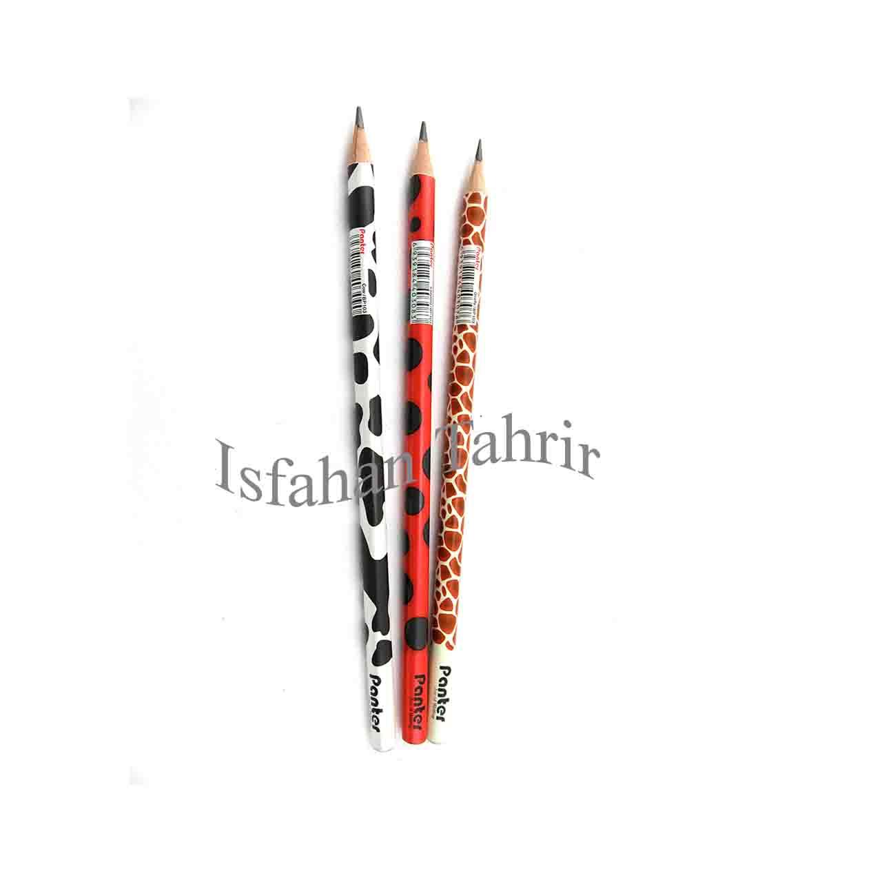 مداد مشکی پنتر جنگل