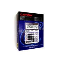 ماشین حساب کاتیگا CD-6117 CATIGA