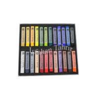 پاستل گچی 24 رنگ رویال