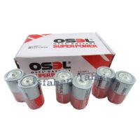 باتری متوسط 2تایی اوسل OSEL