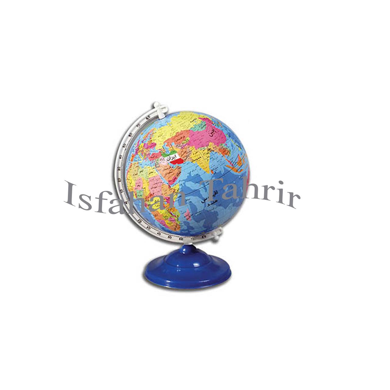 کره جغرافیایی ۳۵