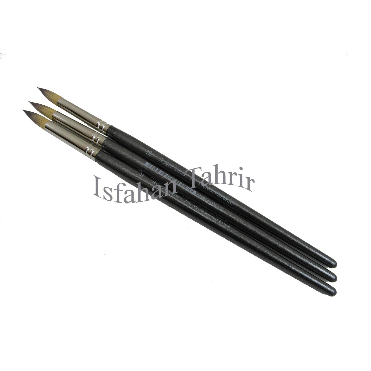 قلم مو رویال سرگرد سری 250 سایز 14