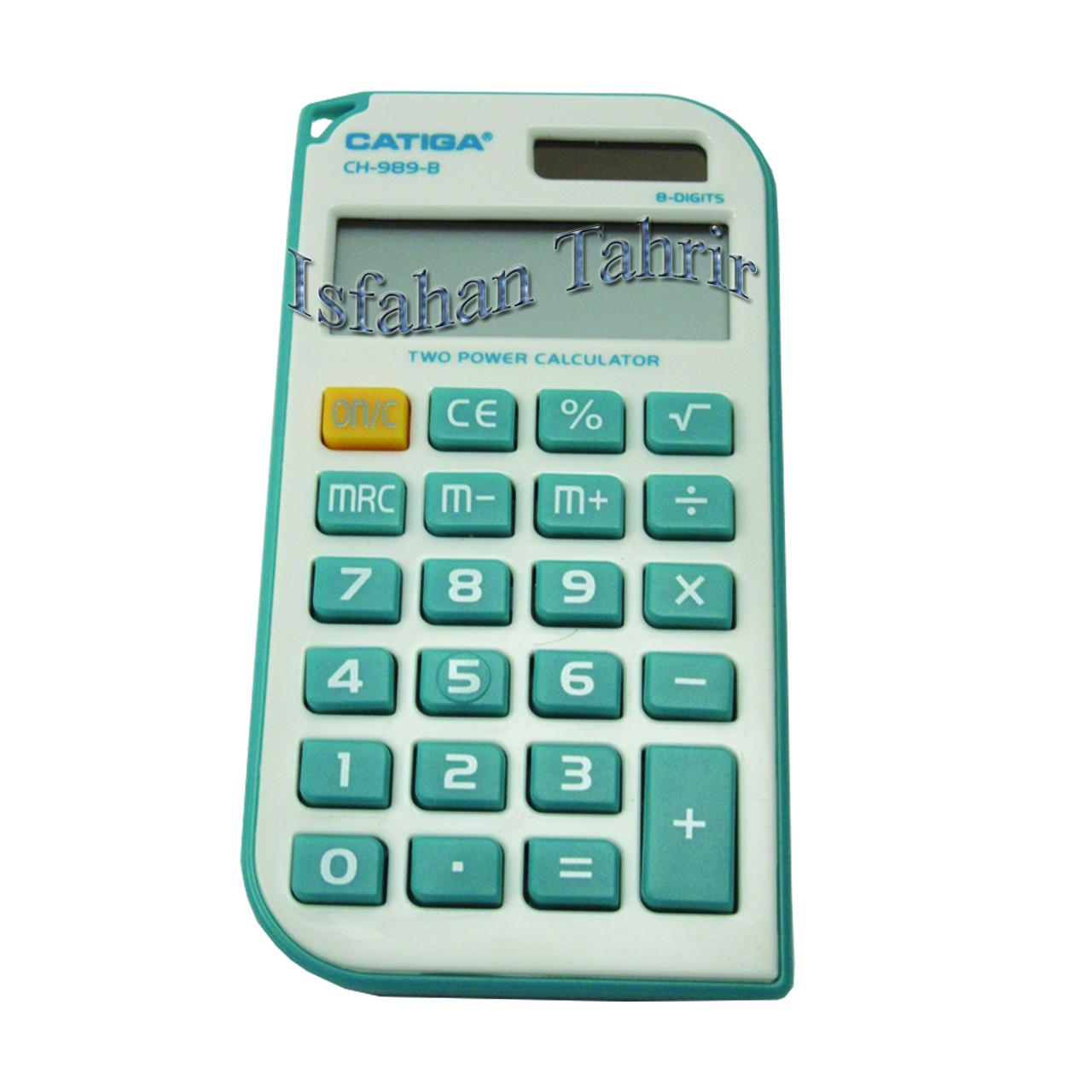 ماشین حساب مدل989