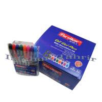 خودکار 8 رنگ ژله ای پارسیکار parsikar