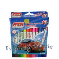 ماژیک نقاشی 12 رنگ لانتو (LANTU)