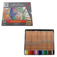 پاستل مدادی 24 رنگ کرتاکالر