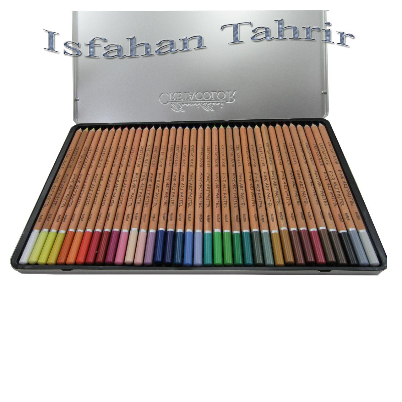 پاستل مدادی 36 رنگ کرتاکالر
