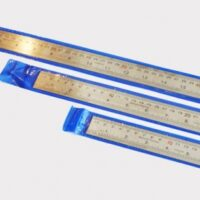 خط کش ۳۰ سانتی متر فلزی کرونا CORONA ۹۰۰۲