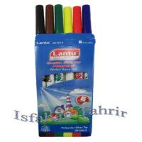 ماژیک نقاشی 6 رنگ لانتو (lantu)